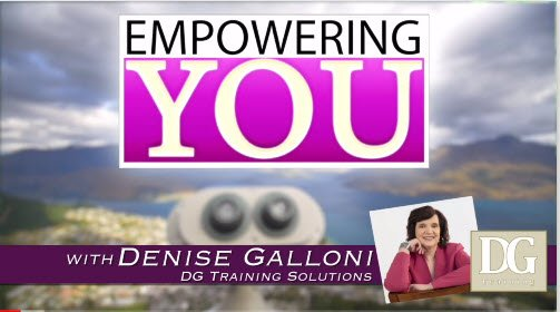 Denise Ann Galloni Empowering You
