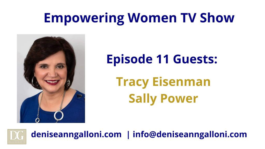 Denise Ann Galloni Empowering Women Episode 11