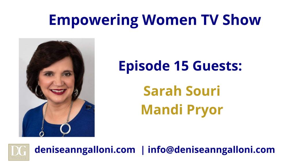 Denise Ann Galloni Empowering Women Episode 15