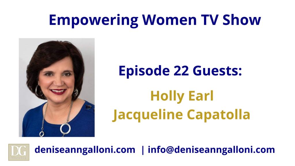 Denise Ann Galloni Empowering Women Episode 22