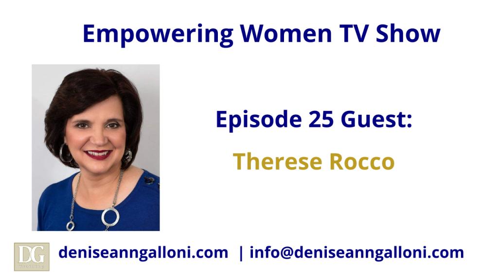 Denise Ann Galloni Empowering Women Episode 25