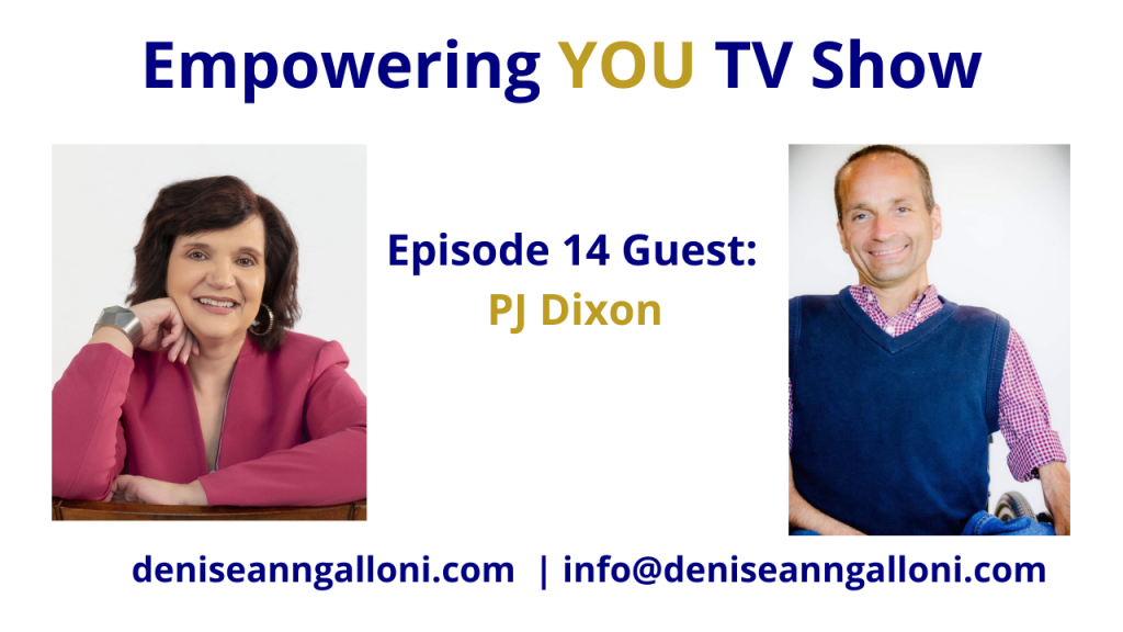 Denise Ann Galloni Empowering You Episode 14