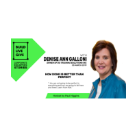 Denise Ann Galloni Featured On The Build Live Give Podcast Corporate Escapees Stories